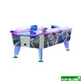 Wik Всепогодный аэрохоккей «Big Wave» 8 ф (238 х 128 х 83 см, цветной, жетоноприемник/купюроприемник), интернет-магазин товаров для бильярда Play-billiard.ru