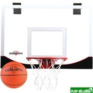 Баскетбольное кольцо «Мини», размер щита 58,42 х 40,64 см, интернет-магазин товаров для бильярда Play-billiard.ru. Фото 1