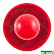 Weekend Бита для аэрохоккея «3-in-1» (красная) D66 mm, интернет-магазин товаров для бильярда Play-billiard.ru. Фото 3