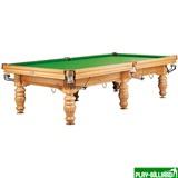 DBO Бильярдный стол для русского бильярда «Dynamic Prince» 10 ф (дуб), интернет-магазин товаров для бильярда Play-billiard.ru