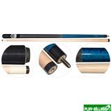 Classic Кий для пула 2-pc «Magnum Classic» (синий), интернет-магазин товаров для бильярда Play-billiard.ru