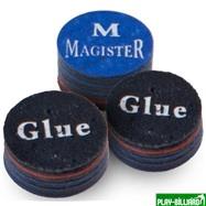Weekend Наклейка для кия «Magister» (M) 14 мм, интернет-магазин товаров для бильярда Play-billiard.ru. Фото 1