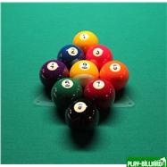 Weekend Комплект трафаретов для установки шаров 57,2мм (пул), интернет-магазин товаров для бильярда Play-billiard.ru. Фото 8