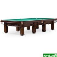 Weekend Бильярдный стол для русского бильярда «Provincial» 12 ф, интернет-магазин товаров для бильярда Play-billiard.ru
