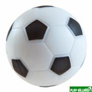 Мяч для футбола  AE-01/D 36 мм (текстурный пластик, черно-белый), интернет-магазин товаров для бильярда Play-billiard.ru