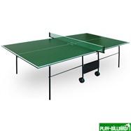 Weekend Складной стол для настольного тенниса «Progress» (274 х 152,5 х 76 см), интернет-магазин товаров для бильярда Play-billiard.ru. Фото 1