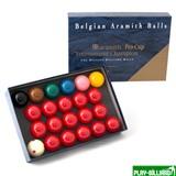 "Aramith Saluc Комплект шаров 52.4 мм ""Aramith Tornament"", интернет-магазин товаров для бильярда Play-billiard.ru"