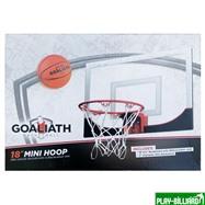 Silverback Баскетбольное кольцо «Мини», размер щита 45,72 х 30,48 см, интернет-магазин товаров для бильярда Play-billiard.ru. Фото 2