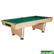 """Бильярдный стол для пула """"Dynamic Triumph"""" 7 ф (дуб) в комплекте, аксессуары + сукно, интернет-магазин товаров для бильярда Play-billiard.ru"""