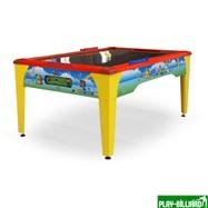 Wik Аэрохоккей «Home» 5 ф (173 х 106 х 73 см, цветной), интернет-магазин товаров для бильярда Play-billiard.ru