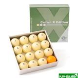 """Комплект шаров 68 мм """"Crown X Edition"""", интернет-магазин товаров для бильярда Play-billiard.ru"""