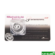 Наклейка для кия «Paramount» (M) 14 мм, интернет-магазин товаров для бильярда Play-billiard.ru. Фото 7
