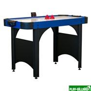 Weekend Аэрохоккей «Nordics» 4ф (121 х 60,5 х 80 см, синий), интернет-магазин товаров для бильярда Play-billiard.ru. Фото 1