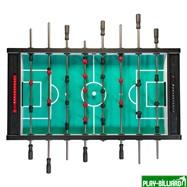 Weekend Настольный футбол (кикер) «Milan» (144 х 75,6, х 90 см, сине-черный), интернет-магазин товаров для бильярда Play-billiard.ru. Фото 4