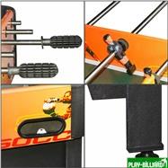 Настольный футбол (кикер) «Amsterdam» (120х61х84, цветной), интернет-магазин товаров для бильярда Play-billiard.ru. Фото 10