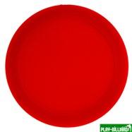 """Шайба для аэрохоккея """"Calgary"""" D62 мм, красная, интернет-магазин товаров для бильярда Play-billiard.ru. Фото 1"""
