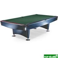 Weekend Бильярдный стол для пула «Reno» 9 ф (черный), интернет-магазин товаров для бильярда Play-billiard.ru