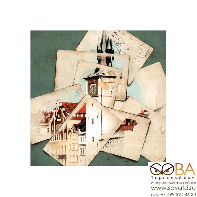 Обои Andrea Rossi Sicily 54202-3 купить по лучшей цене в интернет магазине стильных обоев Сова ТД. Доставка по Москве, МО и всей России