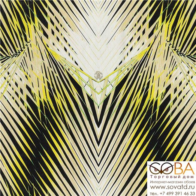 17002 Обои Roberto Cavalli №6 купить по лучшей цене в интернет магазине стильных обоев Сова ТД. Доставка по Москве, МО и всей России