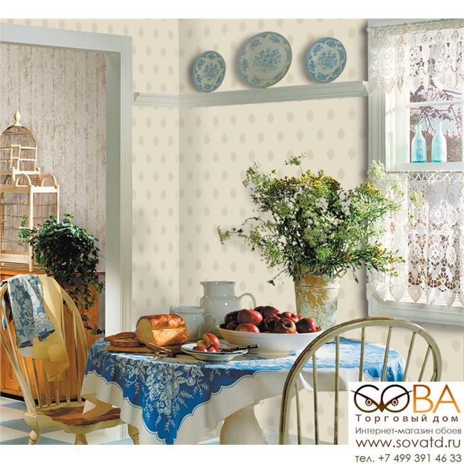 Обои Seabrook VM51003 Villa Medici купить по лучшей цене в интернет магазине стильных обоев Сова ТД. Доставка по Москве, МО и всей России