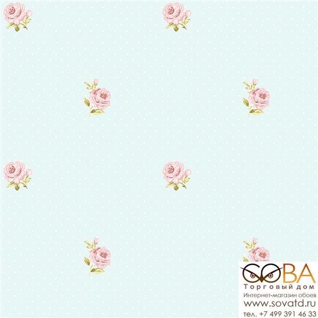 Обои Grandeco LF 2103 Little Florals купить по лучшей цене в интернет магазине стильных обоев Сова ТД. Доставка по Москве, МО и всей России