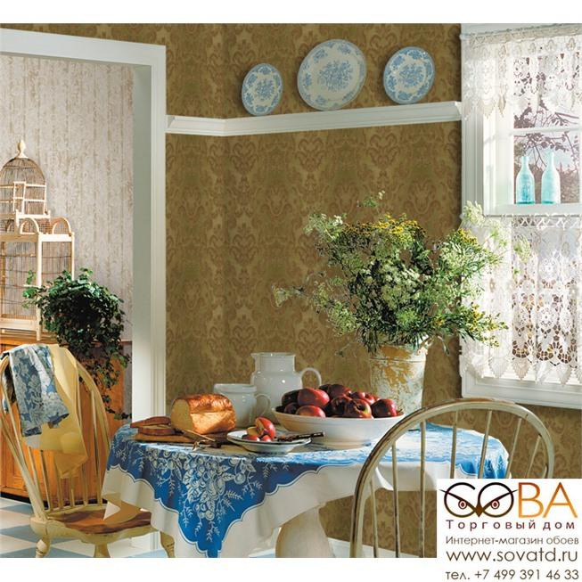 Обои Seabrook TY30501 Tapestry купить по лучшей цене в интернет магазине стильных обоев Сова ТД. Доставка по Москве, МО и всей России