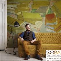 Панно BN 30540 Van Gogh купить по лучшей цене в интернет магазине стильных обоев Сова ТД. Доставка по Москве, МО и всей России