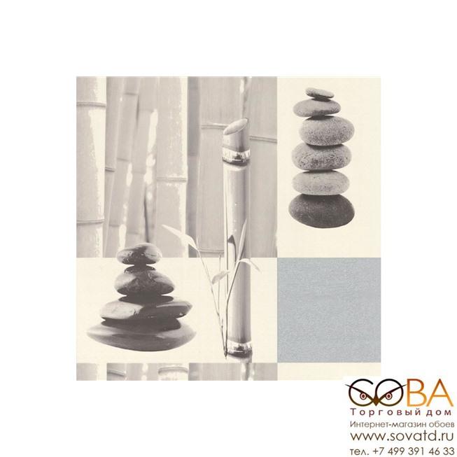 Обои Rasch Tiles & More 825718 купить по лучшей цене в интернет магазине стильных обоев Сова ТД. Доставка по Москве, МО и всей России