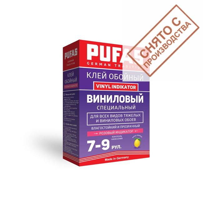 Клей Pufas виниловый специальный 225 гр. 1092/225 купить по лучшей цене в интернет магазине стильных обоев Сова ТД. Доставка по Москве, МО и всей России