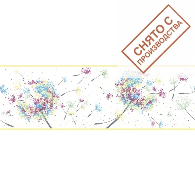 Бордюр Marburg Kunterbunt 45908 купить по лучшей цене в интернет магазине стильных обоев Сова ТД. Доставка по Москве, МО и всей России
