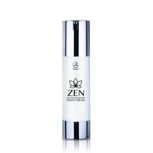 Ночной крем для лица интенсивно восстанавливающий Zen Advanced Repair
