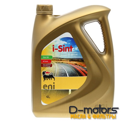 Моторное масло Eni I-Sint 5W-30 (4л.)