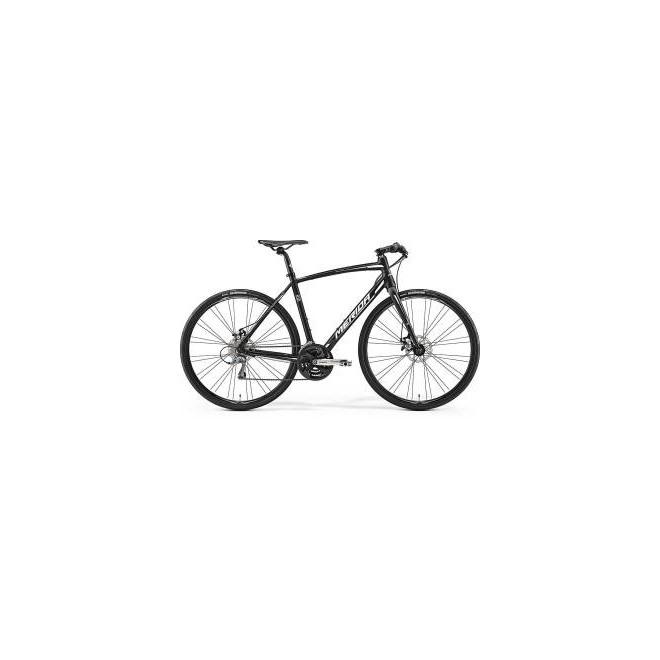 Велосипед Merida Speeder 100 Matt Black/White (2017) , интернет-магазин Sportcoast.ru