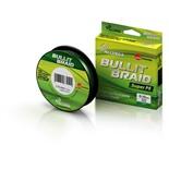Леска плетеная Allvega Bullit Braid 270м 0,16мм (10,2кг) темно-зеленая