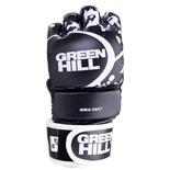 Перчатки для MMA-0057, к/з, черные
