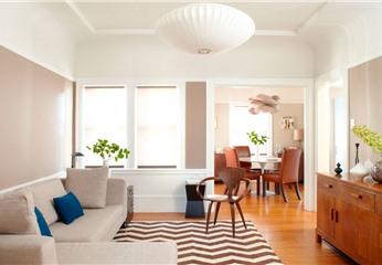 Квартира в сбалансированном дизайне