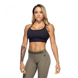 Спортивный топ Better Bodies Gym Sports Bra, черный