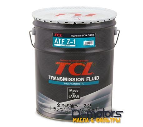 Трансмиссионное масло для автоматических коробок передач TCL ATF Z-1 (20л.)