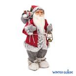 Игрушка Дед Мороз под елку 60 см M2124