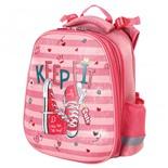 Ранец для девочек Юнландия Extra Pink Sneakers 19 л 229928