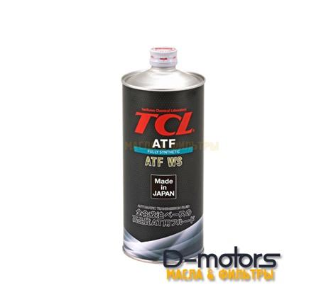 Трансмиссионное масло для автоматических коробок передач TCL ATF WS (1л)