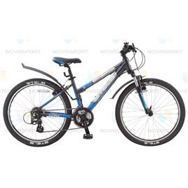 Велосипед Stels Navigator 470 V 24 (2015) Темно-серый/Синий/Серебристый (, интернет-магазин Sportcoast.ru