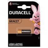 Батарейка алкалиновая Duracell Alkaline MN27, 1 шт