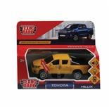 Машина инерционная Технопарк Toyota Hilux 12 см  FY6118-SL, 259350