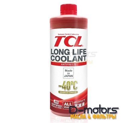 Антифриз TCL LLC -40С красный (1л )
