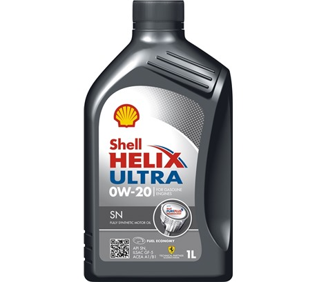 Shell Helix Ultra SN 0W-20 (1 л.)