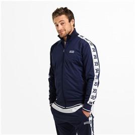 Спортивная куртка Better Bodies Bronx Track Jacket,  темно-синяя
