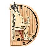 Термометр для бани и сауны Банные Штучки В здоровом теле здоровый дух 18003