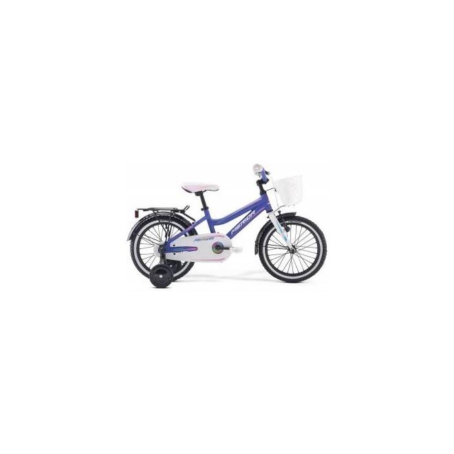 Велосипед Merida Chica J16 Matt Purple/Matt white (2017), интернет-магазин Sportcoast.ru