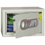 Сейф мебельный кодовый Onix LS-20, 200х300х200 мм, 5 кг